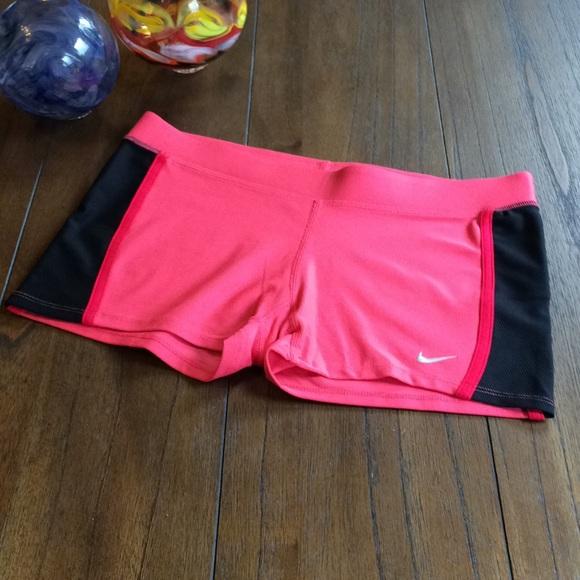 Nike Super Short Medium Compression Shorts